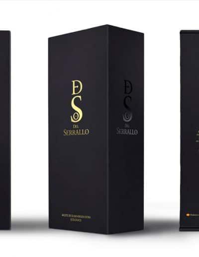 Presentación-packaging-aceite